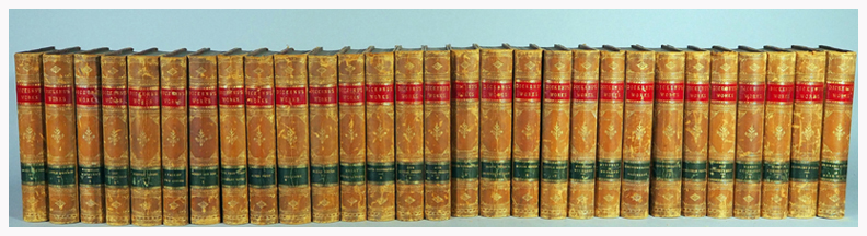 Books: Works Of Charles Dickens