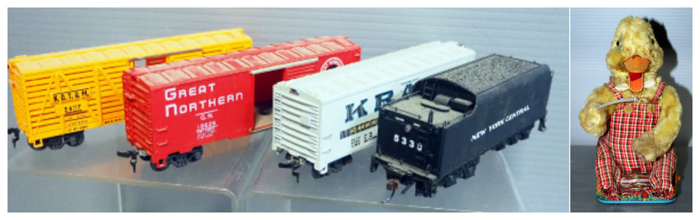 Athearn HO ElectricTrain Model Set