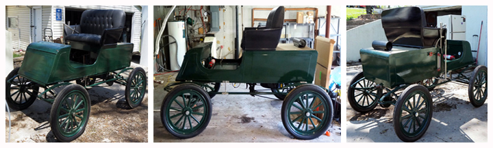 classic cars and other items at auction
