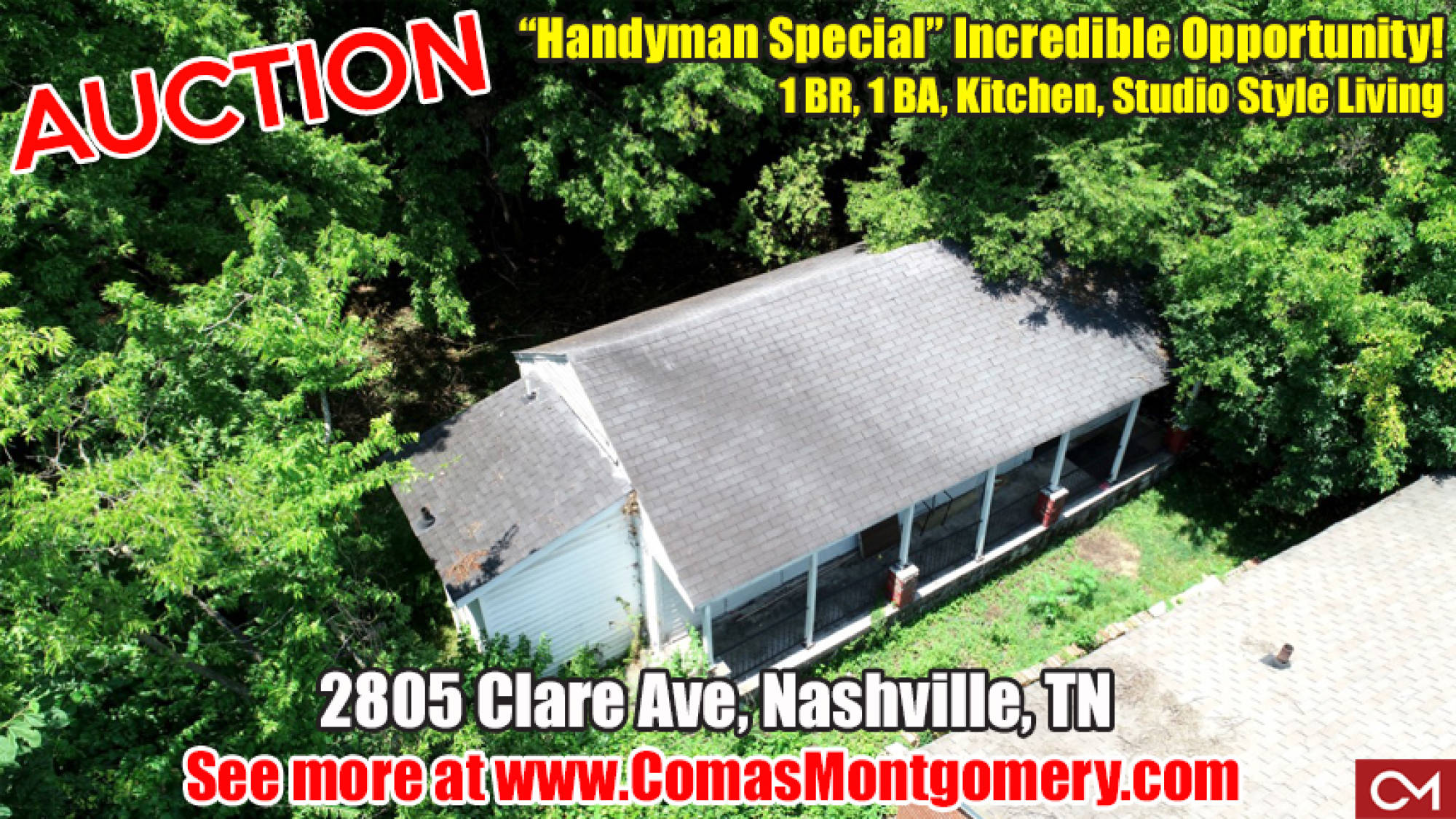 House, Home, For Sale, Nashville, Davidson, County, 28th Ave, I-40, Investment, Property, Comas, Montgomery, Tennessee