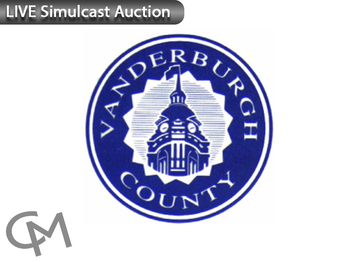Absolute Auction 70+/- Properties | Evansville, Vanderburgh County, Indiana Curran Miller Auction Realty