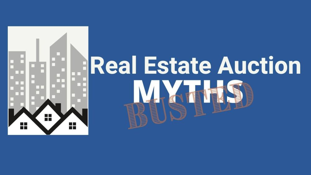 The 11 Myths of Real Estate Auctions photo