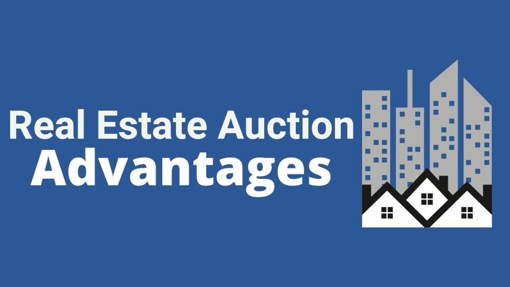 The advantages of marketing your property through a real estate auction photo