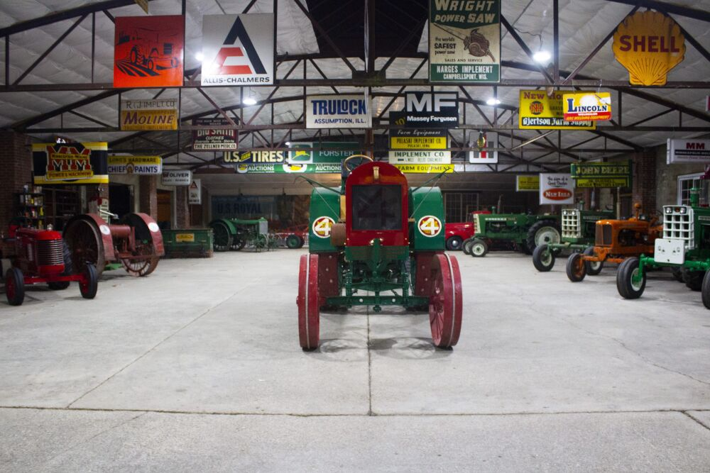 Nokomis Implement - The Destination For Classic Tractor Enthusiasts photo