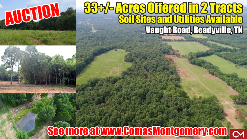 Acres, Land, For Sale, Build, Home, House, Houses, Homes, New, Property, Investment, Readyville, Tennessee, Rural