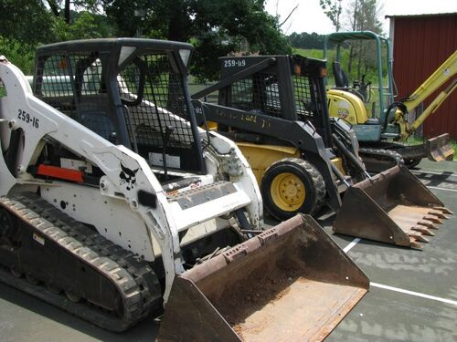 Absolute Auction - Contractors Equipment -ON LINE BIDDING ONLY! featured photo