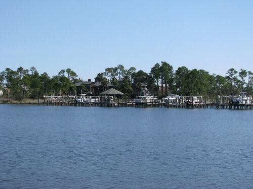 On-Line Public Auction - Ono Island Harbour Lot - Gulf Coast. featured photo