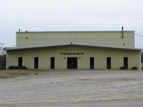 ABSOLUTE AUCTION - Gray & Sons Stockyards, Clanton, Alabama. featured photo