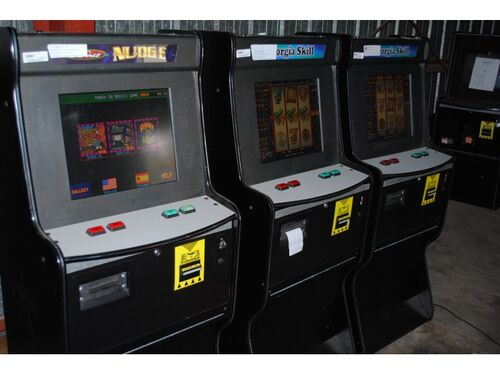 Online Only Liquidation of Video Gaming Machines featured photo