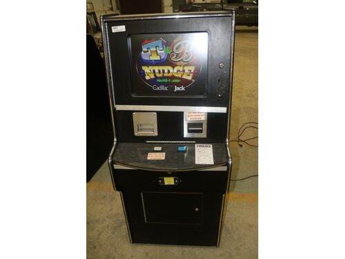 Online Only Liquidation of Seized Video Gaming Machines featured photo