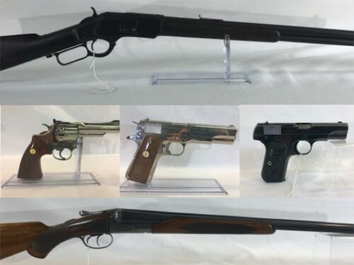 Firearms Consignment Sale featured photo