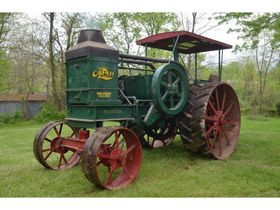 Fiscus Oil Pull and Early Tractor Collection featured photo 1