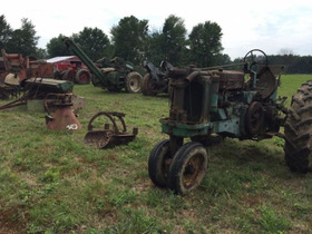 Fiscus Oil Pull and Early Tractor Collection featured photo 7