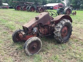 Fiscus Oil Pull and Early Tractor Collection featured photo 12
