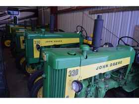 The Gilchrist John Deere Collection Auction featured photo 1