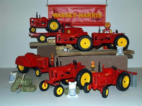 Hendricks Toy Auction High Quality Farm Tractor & Implements featured photo