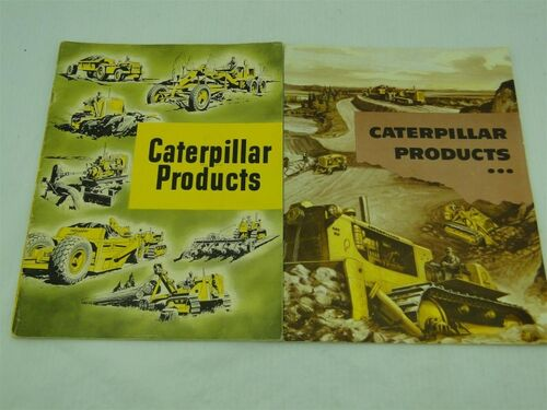 Gene Manfred's Construction Literature & FOB Online Only Auction featured photo