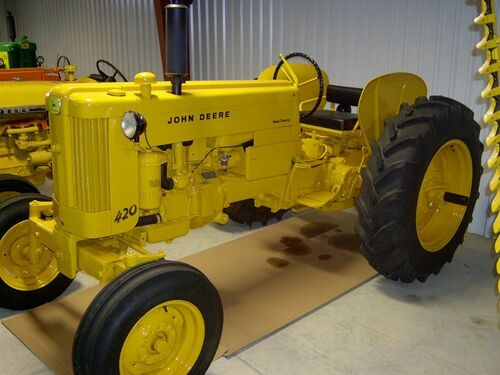 Faust Antique Tractor Auction - Online Only featured photo