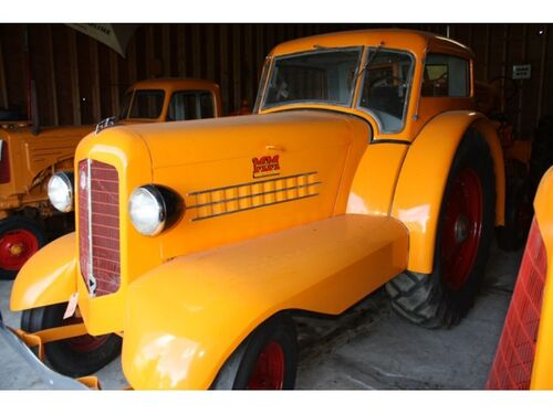 Unbelievable MM Tractor Collection - ONLINE ONLY!!! featured photo