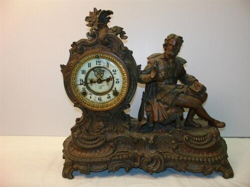 Over 300 Antique Clocks, Parts and More Online-Only Bidding featured photo