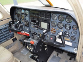 CESSNA 310 R AIRPLANE featured photo 10