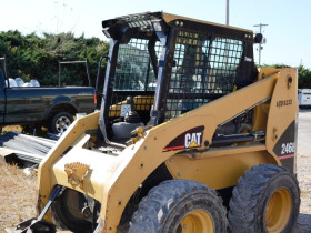 CAT SKID LOADER, INDUSTRIAL ELECTRICAL CONTRACTING EQUIP featured photo 1
