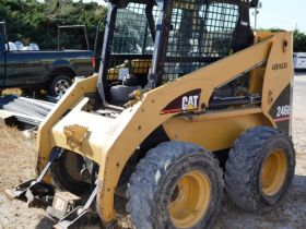 CAT SKID LOADER, INDUSTRIAL ELECTRICAL CONTRACTING EQUIP featured photo 11
