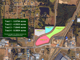 SOLD 6.75 Million U.S. Bankruptcy Real Estate Auction-Gluckstadt, MS. 39110 featured photo 1
