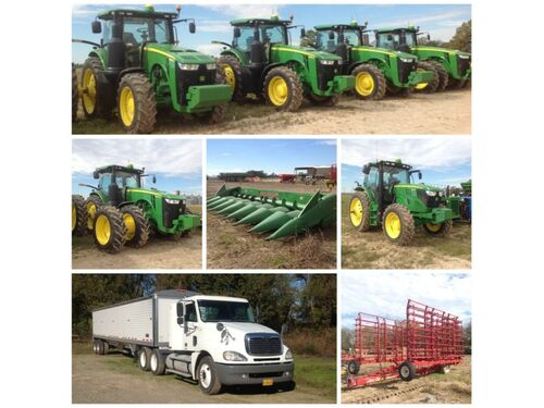 One Owner Farm Machinery Auction-McGehee, Arkansas featured photo