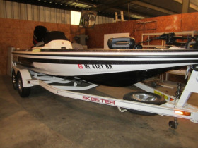 2009 SX 200 Skeeter Bass Boat  - Online Only Bankruptcy Auction featured photo 1