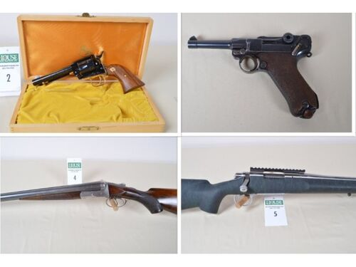 SPECIAL  FIREARMS & AMMUNITION  AUCTION  FROM  3  COLLECTIONS featured photo