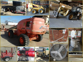 Skid Loader, Lifts, Trailers, Building Supplies & Much, Much More In Columbia, MO featured photo 1