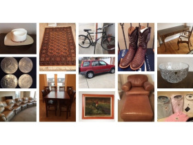 Large Cheyenne Estate Online Auction 18-0522.ol featured photo 1