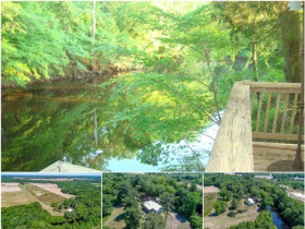 Excellent Riverfront Retreat with Private Airstrip - Trent River featured photo 1