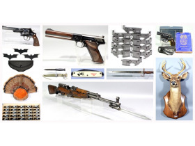 Spring Gun And AR-15 Receiver Auction featured photo 1