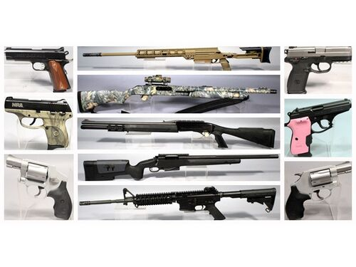 OMB Guns Part 3 and Firearm Consignment Auction featured photo