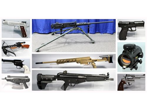 OMB Guns Part 2 and Firearm Consignment Auction featured photo