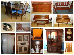 Online Estate Auction With Furniture, Collectibles, Glass & More At 1109 W. Stewart Rd., Columbia, MO featured photo 1
