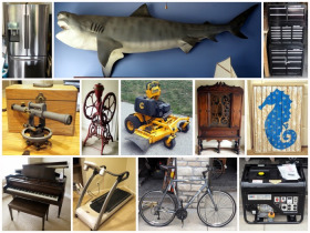 Spring Hill Kansas Downsizing and Moving Auction featured photo 1