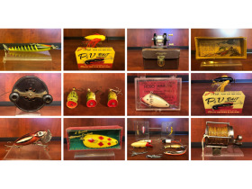 Fishing Lures, Rods & Reels Lifetime Collection Part 2 featured photo 1