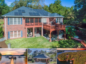 Beautiful Waterfront Home On Lake Hartwell featured photo 1