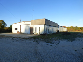 200' X 50' Shop, Mobile home on 14.5 Acres - Offered in 3 Tracts or as a Whole! featured photo 1