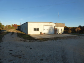200' X 50' Shop, Mobile home on 14.5 Acres - Offered in 3 Tracts or as a Whole! featured photo 5