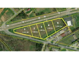 Five Commercial Lots On Hwy 11E, Jonesborough, TN featured photo 1