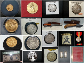 Quality Coins, Knives & Military Collectibles - Columbia, MO featured photo 1