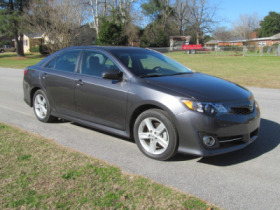 Toyota Camry!  Late model & low miles! featured photo 1
