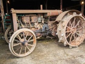 Centonze Antique Tractor Collection featured photo 3