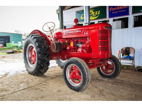Centonze Antique Tractor Collection featured photo