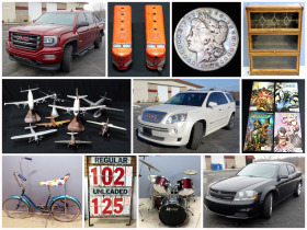 Planes, Trains and Auctionmobiles Combined Estate Auction featured photo 1