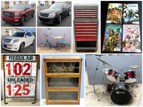 Planes, Trains and Auctionmobiles Combined Estate Auction featured photo 2